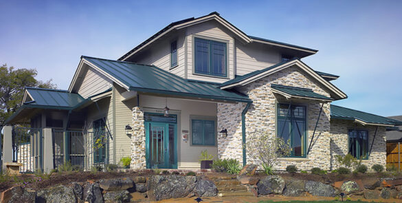 """Awarded """"Best Green Concept Home in America"""" by NAHB – Frisco, Texas"""