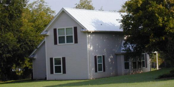 Energy Efficient Single-Family Dwelling