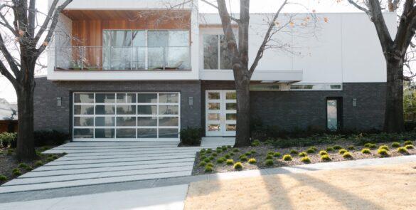 Modern ICF Home – White Rock   Dallas, Texas